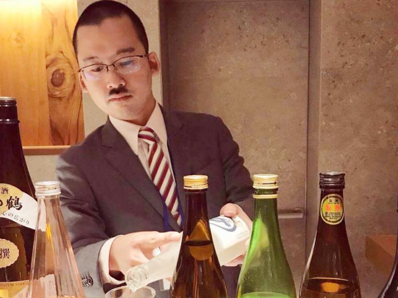 新編集長・小池潤のプロフィール写真
