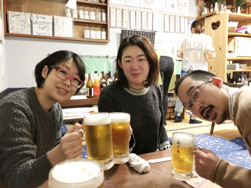 麒麟山酒造・向田さんおすすめの居酒屋「喜ぐち」