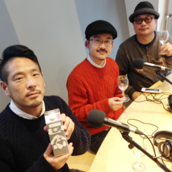 編集長・小池が「渋谷のラジオ」に出演したときの様子