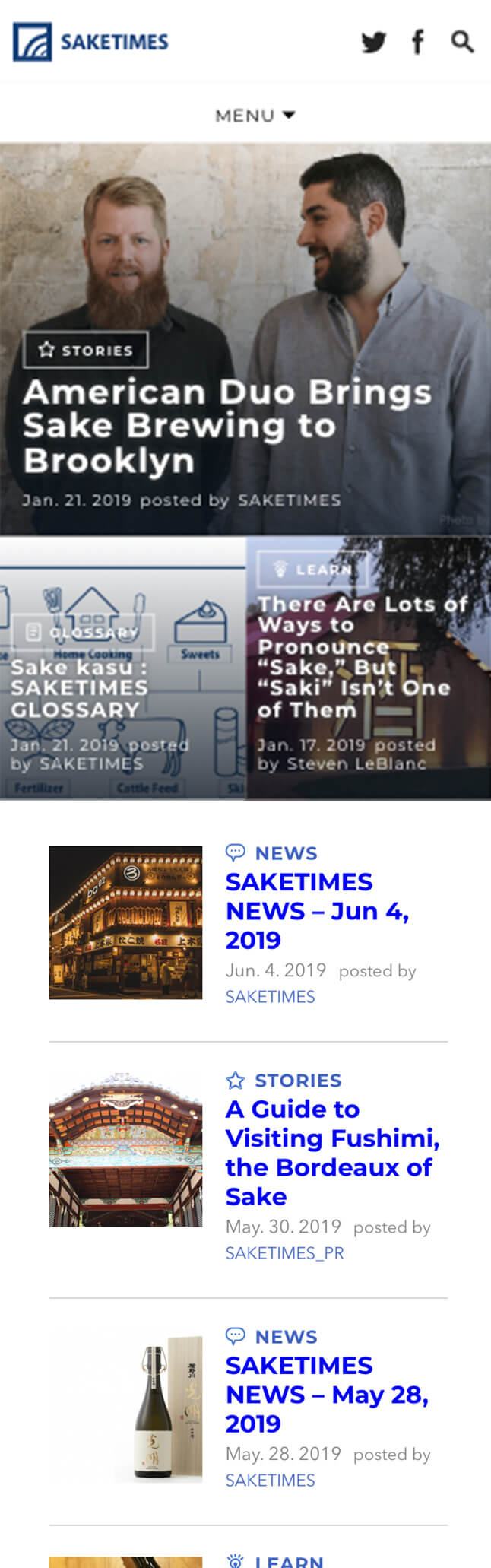 SAKETIMES International