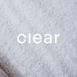 日本酒スタートアップ Clear Inc.(株式会社クリア)のコーポレートロゴ(CI)